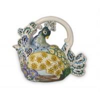 Peacock - Tea Pot