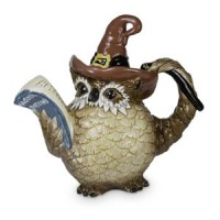 Wizard Owl - Tea Pot