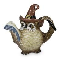 Wizard Owl - Tea Pot