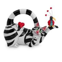 Clancey Hearts - Tea Pot