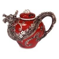 Chinese Dragon Tea Pot
