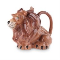 Lion - Tea Pot