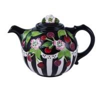 Cherry Teapot