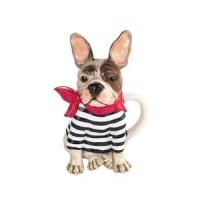 Frenchie Bulldog Teapot