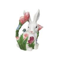 Tulip Bunny Teapot