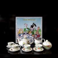 Alice in Wonderland - Miniture Tea Set