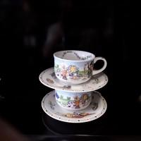 Alice in Wonderland - Cup & Saucer Set