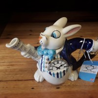 White Rabbit Tea Pot