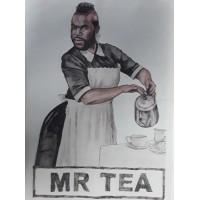 Mr Tea Tea Towel