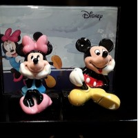 Mickey  & Minnie Salt and pepper shaker
