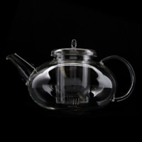 1300ml Glass Tea Pot