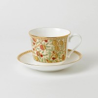 Pomegranate Breakfast Cup & Saucer