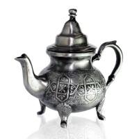 Shangzhou Silver Cast Iron Teapot