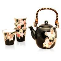 Sakura Butterfly Tea Set