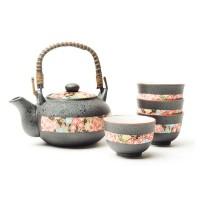 Shiki Yuzen Tea Set