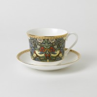 Strawberry Breakfast Cup & Saucer