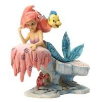 Ariel Dreaming Under The Sea Figurine
