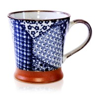 Patchwork Tea Mug