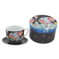 Balloons Cup & Saucer