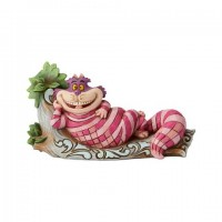Cheshire Cat on Tree from the Disney Traditions by Jim Shore