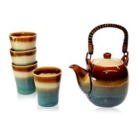Muruei Tea Set - Blue