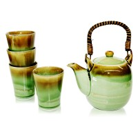 Muruei Tea Set - Green