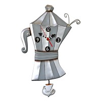 Brew Time - Clock