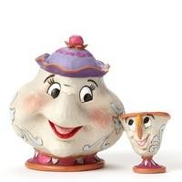Mrs Potts & Chip Figurine