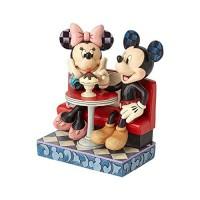 Mickey & Minnie In A Soda Shop