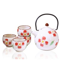Spring Season Tea Set