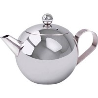 Teaology Stainless Steel Tea Pot