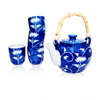 Water Lily - Tea Set